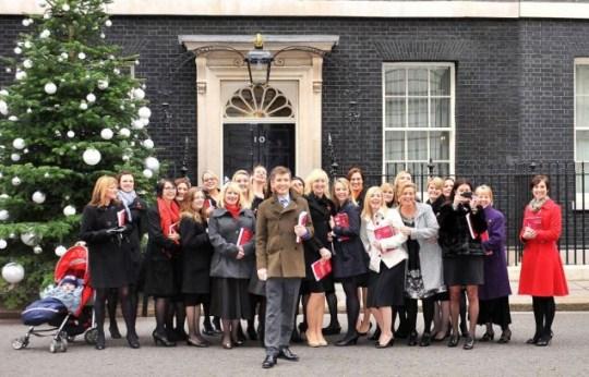Gareth Malone, Military Wives choir