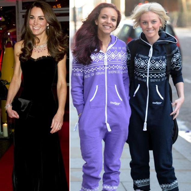 Kate Middleton, Little Mix