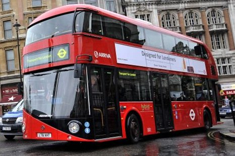 The new London bus
