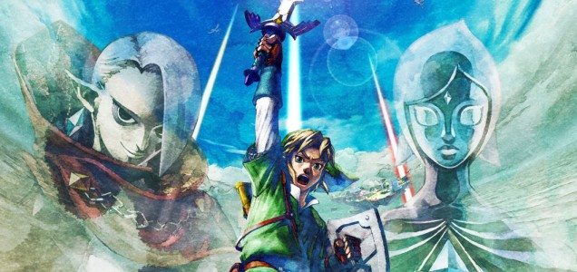 The Legend Of Zelda: Skyward Sword - one great game among many