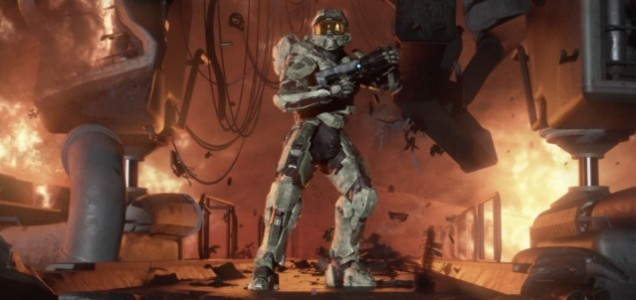 Halo 4 - already confirmed for 2012