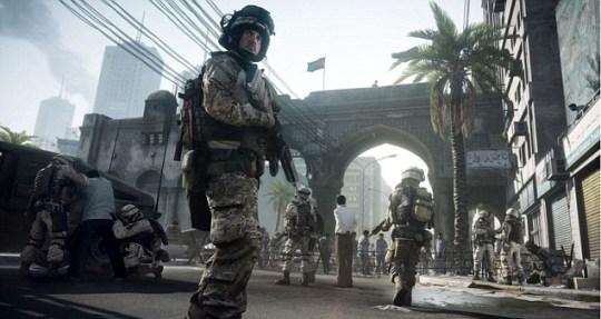 Battlefield 3, MoD