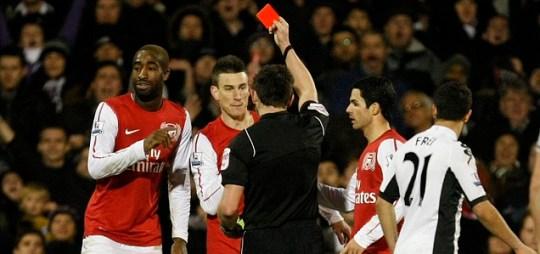 Arsenal's Johan Djourou