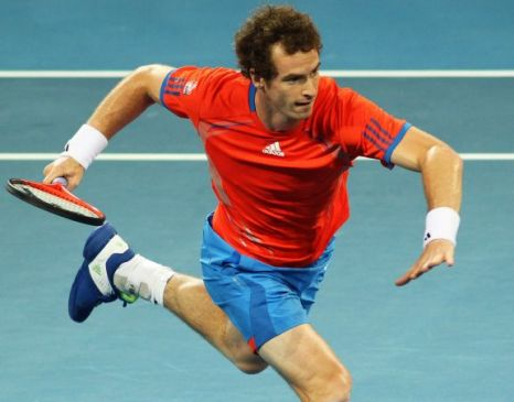 Andy Murray, Brisbane International.