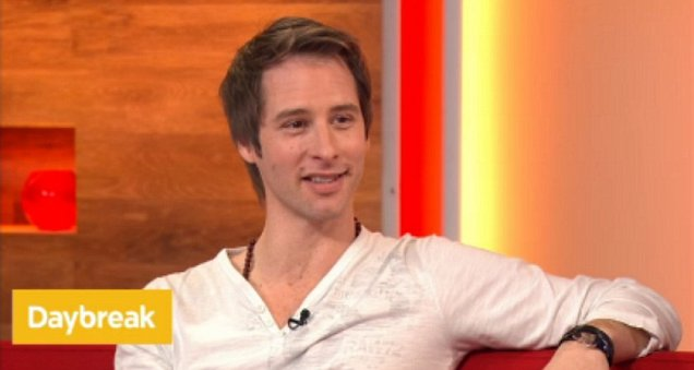 chesney hawkes dancing on ice