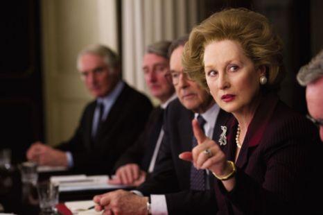 Meryl Streep, Margaret Thatcher, The Iron Lady