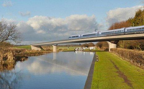 HS2 London to Birmingham high-speed rail link Network Rail report