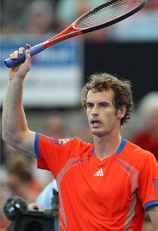 Andy Murray Brisbane International