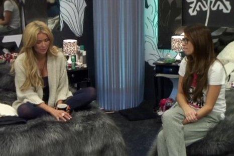 Natasha Giggs, Celebrity Big Brother