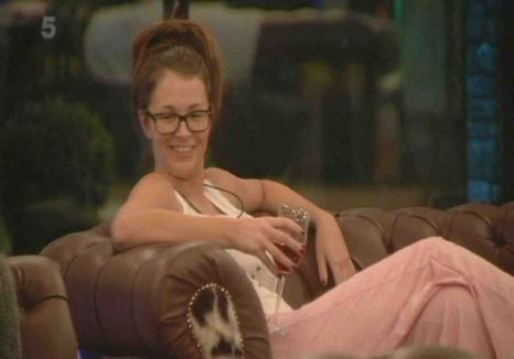 Natasha Giggs, Celebrity Big Brother