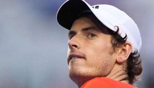 Andy Murray Michael Llodra Australian Open 2012