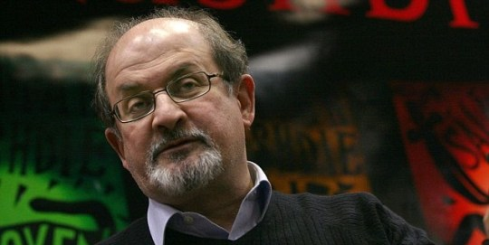 Sir Salman Rushdie, Jaipur Literature Festival