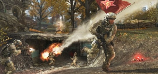 Modern Warfare 3 DLC locked to single gamertag | Metro News