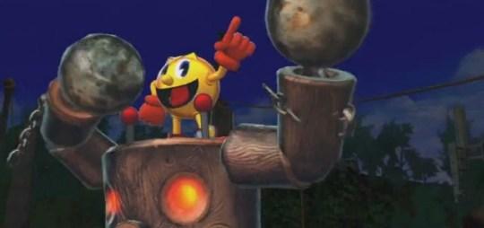 Street Fighter X Tekken - mascot fight