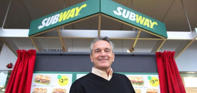 Fred DeLuca, Subway, new jobs.