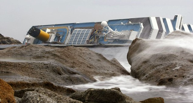 Another body has been found on the Costa Concordia