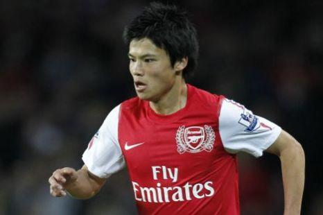 Ryo Miyaichi, Arsenal, Bolton.