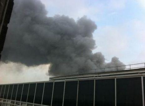 Wood Lane fire