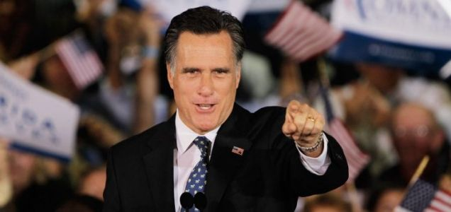 Mitt Romney, Florida primary, Republican nomination, Newt Gingrich
