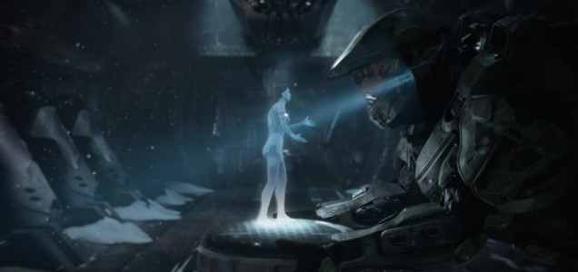 Halo 4 - Cortana and the Chief have been gone a long time