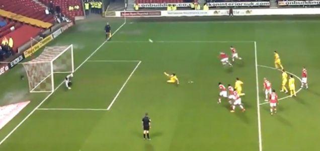 Jay Rodriguez, Burnley, penalty.