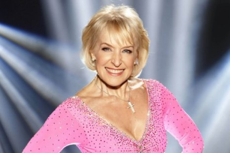 Rosemary Conley follows Charlene Tilton in leaving Dancing On Ice (Picture: ITV)