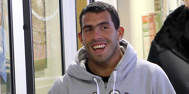 Carlos Tevez reveals he used to follow Javier Mascherano to the bathroom at West Ham