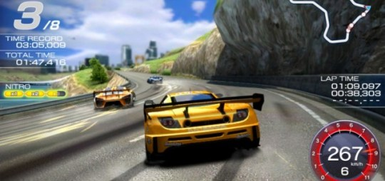 Ridge Racer PS Vita review – road rage | Metro News