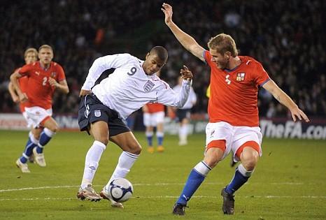 England football Sunderland Fraizer Campbell