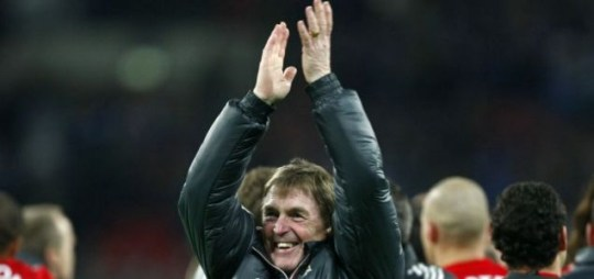 Football Premier League Carling Cup Liverpool Kenny Dalglish
