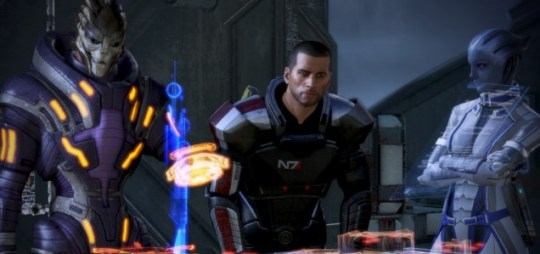 Mass Effect 3 - is it the end of the world for GAME?