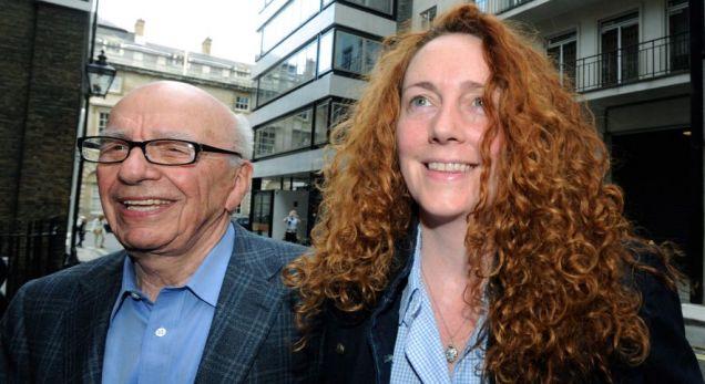 Rebekah Brooks, Rupert Murdoch