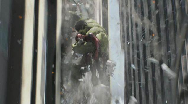 The Avengers Assemble trailer