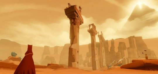 Journey (PS3) - what does it all mean?