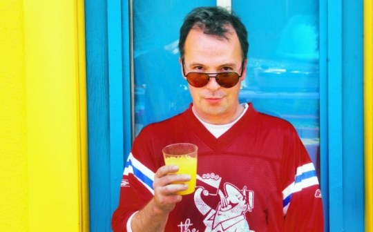 Doug Stanhope: Stand-up ruins you for anything else ...