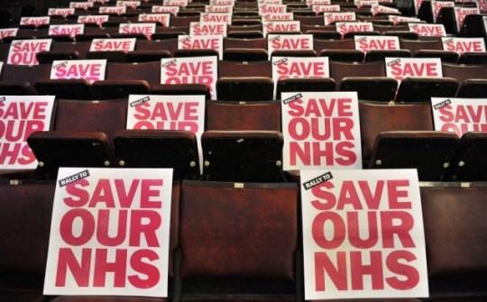 NHS, health bill