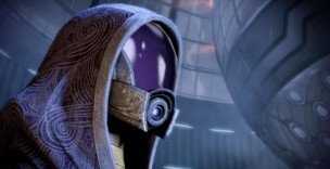 What is Tali hiding beneath her mask?