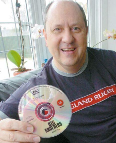 Graham Mann, DVD