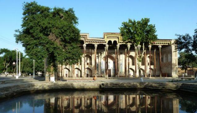 Uzbekistan, travel review.