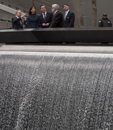 David Cameron, Ground Zero