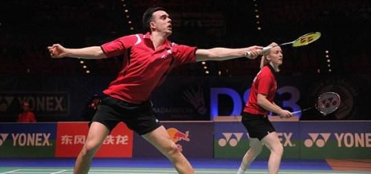 London 2012 Olympics badminton