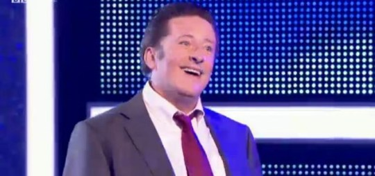 Rowland Rivron Let's Dance For Sport Relief