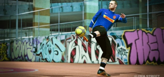 FIFA Street - Rooney fronts another chart smash