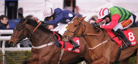 Channel 4 celebrates nabbing horse racing TV rights from BBC