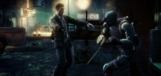 """Resident Evil: Operation Raccoon City (PS3) -€"""" don'€™t be a zombie"""