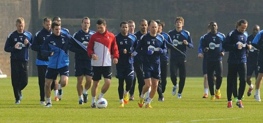 Bolton Wanderers' players