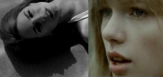 Lana Del Rey, Taylor Swift