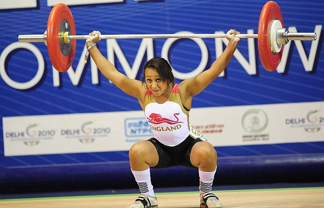 London 2012 Olympics weightlifting