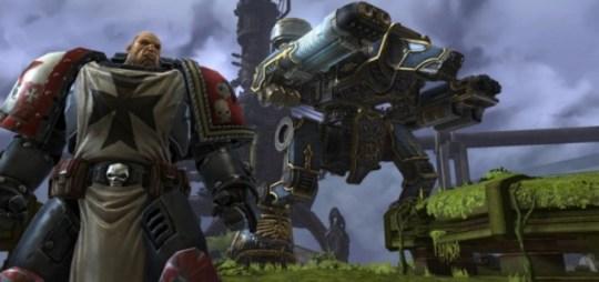 Warhammer 40,000: Dark Millennium Online - online no longer