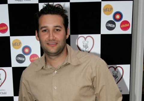 Dane Bowers 'beat girlfriend in row over glitter on his face'